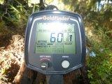 LCD Screen Gold Detector Gf2