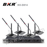 Kx-D814 Four Channel Conference Microphone System