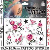 Flower Temporary Body Tattoo Stickers (CG035)