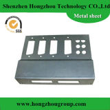 Custom Aluminum Sheet Metal Fabrication Plate with Laser Cutting
