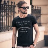 Wholesale Fashion Custom Promotional Printing Fit Tshirt (XY0052)