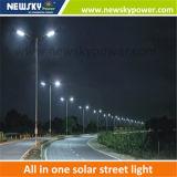 Solar Panel Built-in All in One Solar LED Lighting