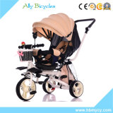4in1 Kid Toddler Tricycle Bike Ride Trike Handle Push Ride-on Toys Prams