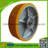 8 Inch Polyuerthane Pallet Truck Steering Wheel