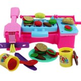 Eco-Friendly Play Dough Modeling Clay