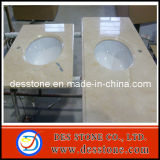 Granite Marble Vanity Top Countertop and Kitchen Bathroom for Countertops (DES-C07)