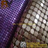 Metallic Cloth Restaurant Room Divider