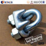 Us Type Carbon Steel Galvanized Wire Rope Clip