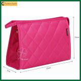Promotional Fashion Lady Polyester Handbag Cosmetic Bag (TP-COB010)