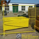 Canada Standard Powder Coated Temporary Fence