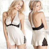 Erotic Fashion Design Babydoll Lingerie Ladies Sexy Underwear