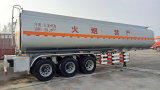 Fuel Tanker Semi Trailer with American Type Mechanical Suspension