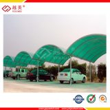 Polycarbonate Car Shelter and Carport Roofing 10 Years Warranty