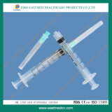 3-Parts 3ml Luer Lock Disposable Syringe with/Without Needle