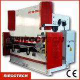 CE Certificated CNC Hydraulic Metal Press Brake (WC67Y 125TONX3200)