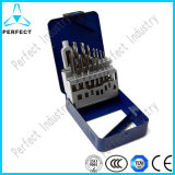 15PCS Thread Cutting M3-M12 Tap Drill Set