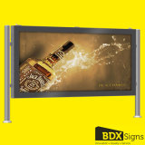 Double Sided Scrolling Advertising Display (#160/H-0)