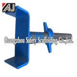 Solid Round Steel Adjustable Scaffolding U Head Jack (U Head 600*34)