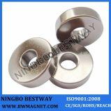 Neodymium Ring Magnets/ Permanent Magnet (N35-N52, N35M-N48H, N35SH-N45SH)