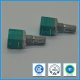 9mm Rotary Potentiometer with Switch for Mixer