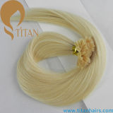 Virgin Human Hair Keratin U Tip Hair Extension