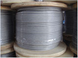 Steel Wire Rope, Wire Rope, Wire Cable Made in China Manufactory