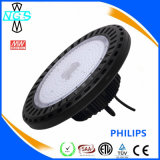 Philips High Power 150W UFO LED High Bay Light with Meanwell Driver