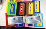 Newest Cassette Tap Silicone Case for Samsung Galaxy S3 I9300, Silicone Case for Galaxy S3 I9300 (S004)