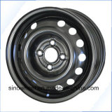 15X6 Passenger Car Steel Wheel Rim