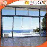 Perfect View Thermal Break Aluminum Sliding Patio Door, High Quality Double Glazing Glass Sliding Aluminum Door