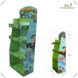 Paper Pop Display Stand, Floor Display, Cardboard Stand, Display Shelf (FD-YL01)