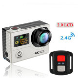4k Video Camera 12MP 170 Degree 2.0 Screen Sport Action Cam