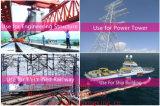 Galvanized Steel Channel for Tower/Bridge Structure