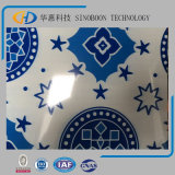 Pre-Painted Steel Sheet of Flowers by China Top Manufacturer