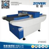 Zoyer Conveyor Belt Garment Cloting Textile Metal Needle Detector (ZY-650C)