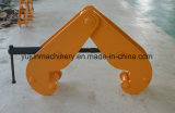 Heavy Duty Steel Beam Clamp with Eye 1t to 10t
