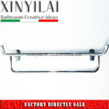 G-1101 Bath Accessories Cheap Chrome Stainless Steel Brass Towel Shelf