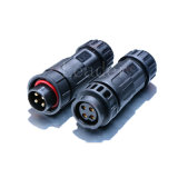 IP68 Field Installable Waterproof LED 4 Pin Connector