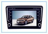 8 Inch Two DIN Car DVD for VW Bora 2013