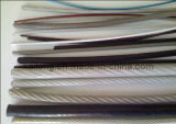 PVC/Nylon Coated Stainless Steel Wire Rope