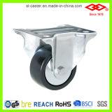 Black Plastic Fat Type Caster (D105-30C075X32)