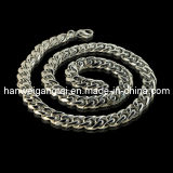 316L Stainless Steel Chain Necklace Curb Chain