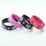 Fashionable Promotion Soft PVC Bracelet (BR002)
