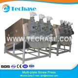 No Clogging Solid and Liquid Separator of Dewatering for Sewage