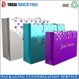 Customized Corlorful Shopping Paper Bag Clothing Paper Bag