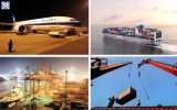 Consolidate Shipping Service Air, Sea Freight and Express Service