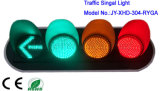 Dia 200mm Ryg Color with Arrow LED Traffic Light
