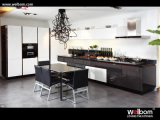 2015 [ Welbom ] Glossy DuPont Lacquer Kitchen Design