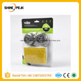 Export Cheap Goods Household Items Stainless Steel Wire Pot Scrubber