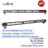 New 50inch 240W CREE LED Bar Light